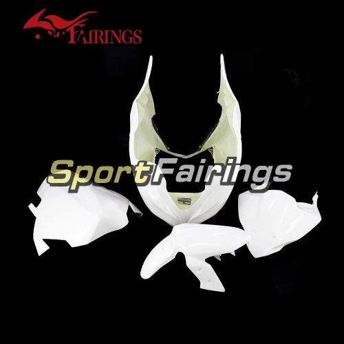Unpainted Fiberglass Racing Fairing Kit Fit For Kawasaki EX300R / Ninja 300 2013-2017 - Naked Cowlings