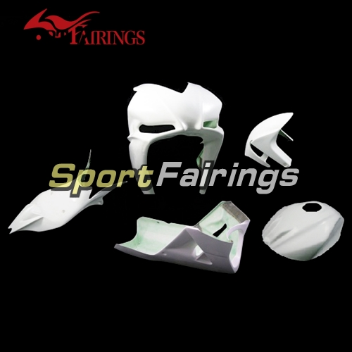 Unpainted Firberglass Racing Fairings Fit For Aprilia RSV4 1000 2010 - 2015