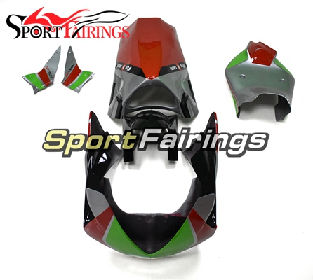 Firberglass Racing Fairings Fit For Aprilia RSV4 1000 2010 - 2015 - Green Red Black Silver