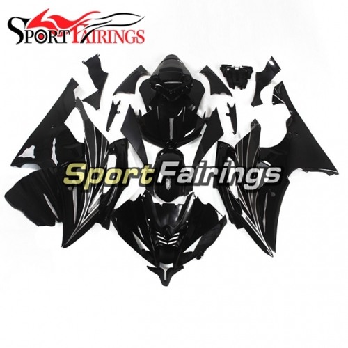 Fairing Kit Fit For Yamaha YZF R6 2008 - 2016 - Black