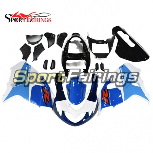 Fairing Kit Fit For Suzuki TL1000 1998 - 2002 - Blue White Black