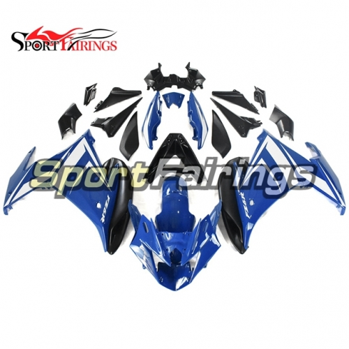 Fairing Kit Fit For Yamaha FZ6R 2009 2010 - White Blue