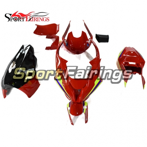 Firberglass Fairing Kit Fit For BMW S1000RR 2020 - Red Black
