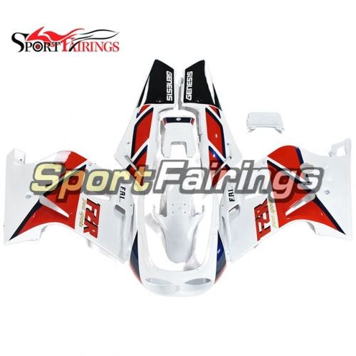 Fairing Kit Fit For Yamaha FZR250 1986 - 1989 - Blue Red and White