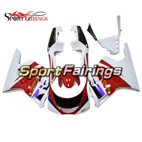 Fairing Kit Fit For Yamaha TZR3XV 1992 - 1997 - Red White and Blue
