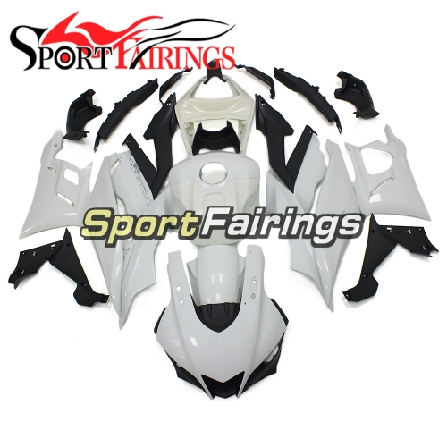 Fairing Kit Fit For Yamaha YZF R25 R3 2019 - 2020 - White Black