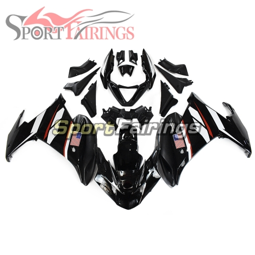 Fairing Kit Fit For Yamaha FZ6R 2009 2010 - White Red Black