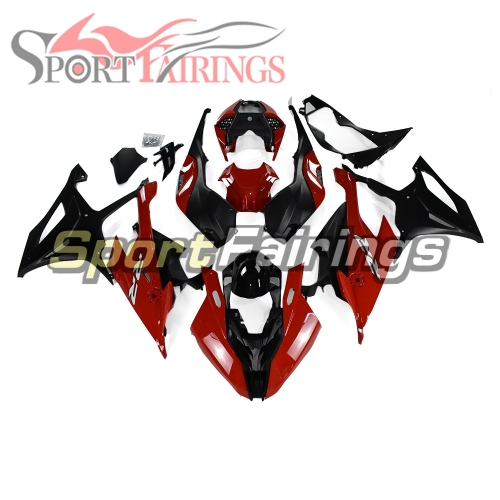 Fairing Kit Fit For BMW S1000RR 2019 2020 - Red Black