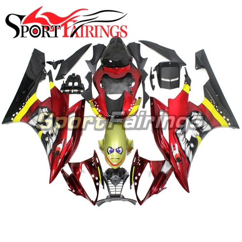Fairing Kit Fit For Yamaha YZF R6 2006 2007 -Shark Attack