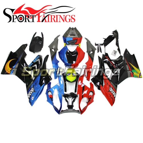 Fairing Kit Fit For BMW S1000RR 2017 2018 - Shark Attack